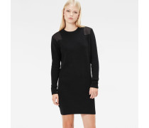 Raw Utility Dress Knit