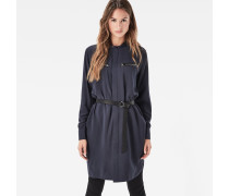 Road Boyfriend Shirt Dress