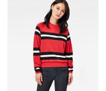 Xula Cropped Raglan Sweater
