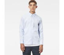 Core Button-Down Straight Hemd