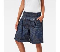 5621 Pouch Cirex High Waist Shorts