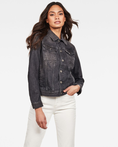 Arc Slim Denim Jacke