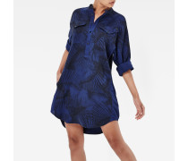 Rovic Boyfriend Shirt Dress