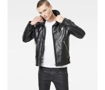Empral 3D Leather Jacket