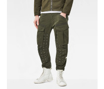 MS Rovic 3D Tapered Cargo Pants