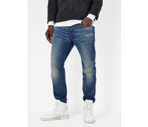 Revend Zip Straight Jeans