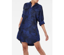 Rovic Boyfriend Shirt Dress