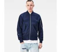 Rackam Deconstructed Bomber Jacket