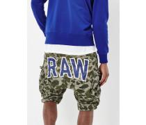 Rovic Art Loose 1/2 Shorts