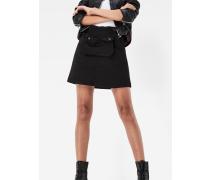 5621 Pouch A-line Skirt