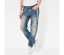 Arc Braces 3D Low Boyfriend Jeans