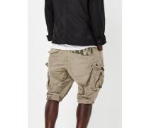 Rovic Loose 1/2 Shorts