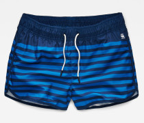 Dend Stripe Swim Shorts