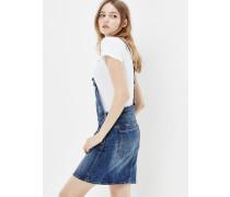 Arc Dungaree Short Dress