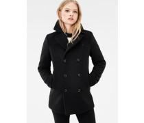 Pea Wool Coat