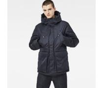Whistler Twill Hooded Short Jacket