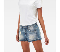 Arc Ripped Boyfriend Shorts