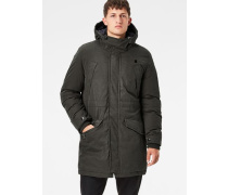 Expedic Hooded Cotton Parka