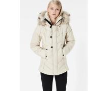 Alaska Fur Hooded Coat
