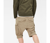 Rovic Loose 1/2 Length Shorts