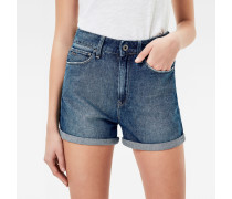 3301 Ultra High Waist Skinny Shorts