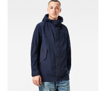 Batt Hooded Short Parka