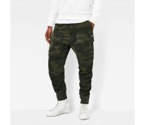Vodan Tapered Cargo Pants