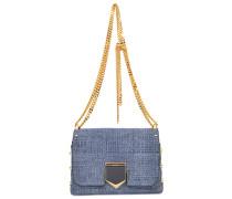 Mini Bag Lockett mit Denim Print