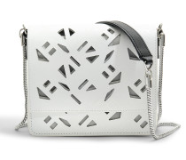 Flying logo essentials shoulderbag with chain