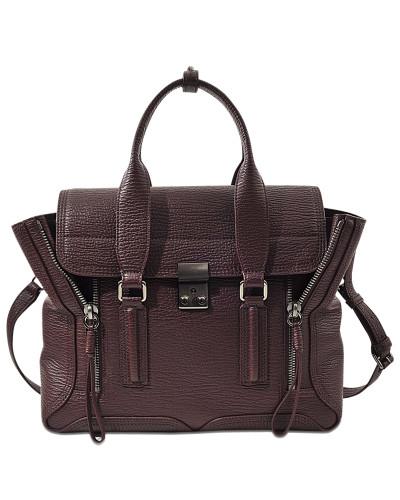 3 1 phillip lim damen tasche medium pashli satchel 20 reduziert. Black Bedroom Furniture Sets. Home Design Ideas