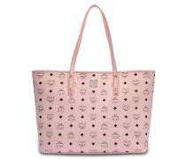 Anya zipped shopping bag