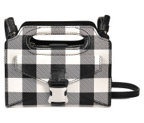 Tasche Gingham Print Cut Out