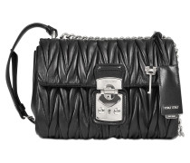 Club crossbody in quilted nappa leather