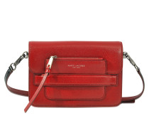 Schultertasche Madison Saffiano Medium