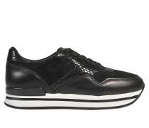 H22 Nuovo Sportivo Snake Print Sneaker