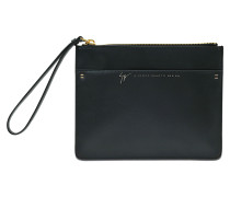 Clutch mit Zip Signature