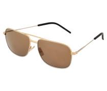 zweifarbige Sonnenbrille Classic 12