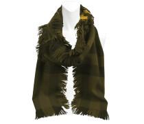 Schal Half Mega Fashion Fringed 230x25 cm