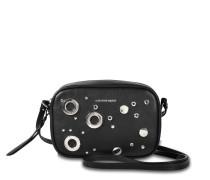 kleine Camera Bag mit Nieten