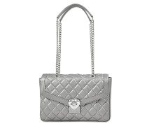 Schultertasche Heart Quilted