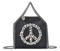 Tiny Bella Peace and Love Crystals bag