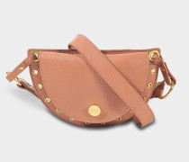 See by Chloé Kriss Belt und Crossbody Mini Shoulder Bag aus Cheek Wildleder