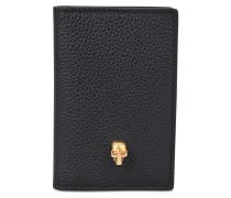 Kleines Portemonnaie Skull