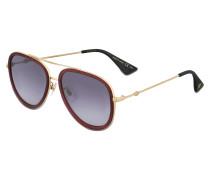 Sonnenbrille GG0062S-005