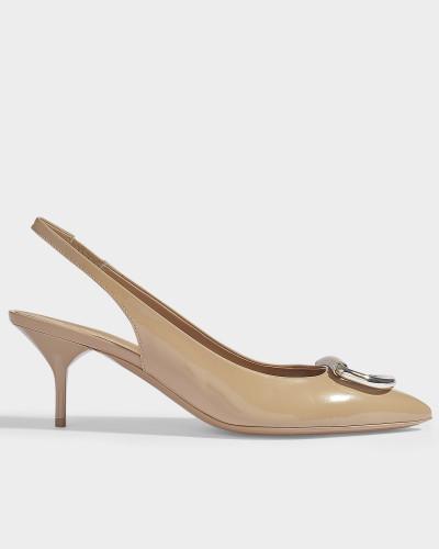 Sandalen Fermoy aus Ziegenleder in der Farbe Blush