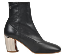 ANKLE BOOT WITH METAL HEEL