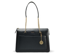 Sutton large top zip tote