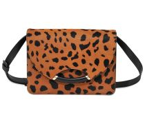 Clift Leopard Crossbody-Bag