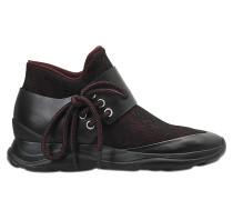 Schnür-Sneaker High Top