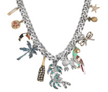 Halskette Tropical Charm Statement